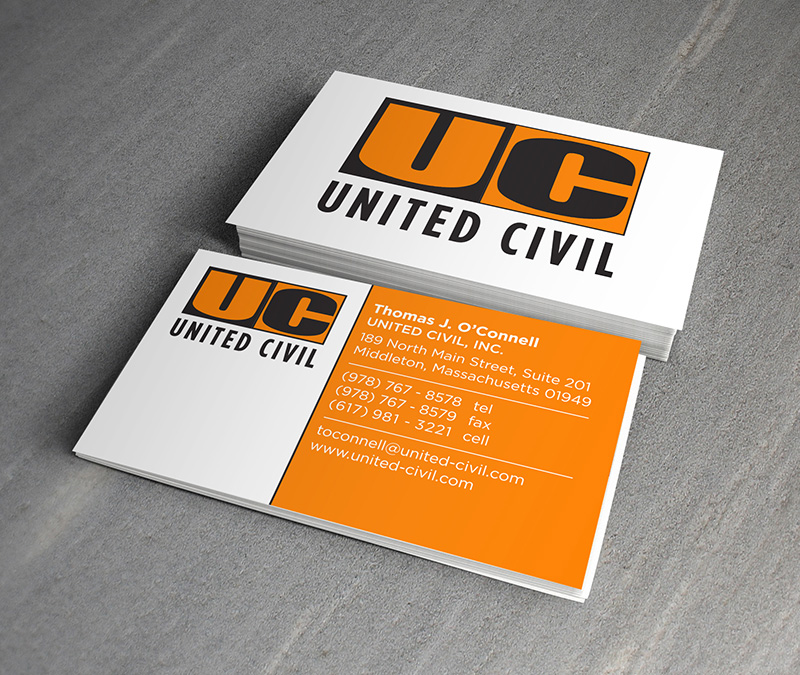 United Civil Business Card