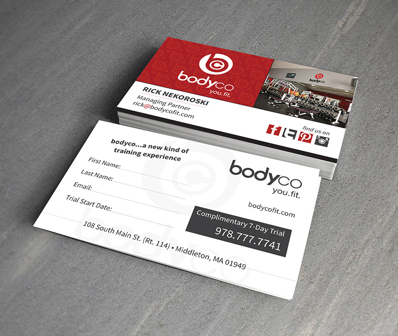 bodyco Business Card